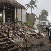 Sin Fonden, 'El huracán nos dio el tiro de gracia', dicen campesinos de Veracruz