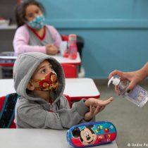 Unicef alerta de 'enormes' efectos de la pandemia en menores de Latinoamérica