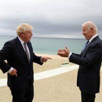 Joe Biden y Boris Johnson convocan a líderes del G7 a una cumbre virtual sobre Afganistán