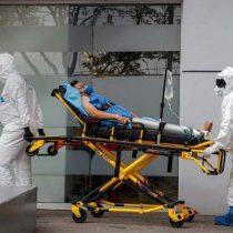 """México está en """"riesgo crítico"""" por alza de hospitalizaciones por Covid: OPS"""