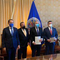 Coalición Va por México denuncia en la OEA narcoelección para favorecer a candidatos de Morena