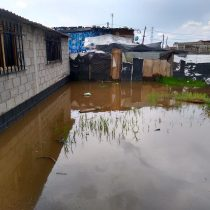 Por inundación de aguas negras en Tláhuac, familias afectadas se manifestaran hoy en el zócalo capitalino