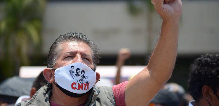 CNTE: no hay condiciones para el regreso a clases el 30 de agosto