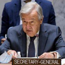 ONU pide iniciar conversaciones para formar nuevo gobierno en Afganistán