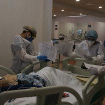 Asfixia tercera ola de Covid a hospitales