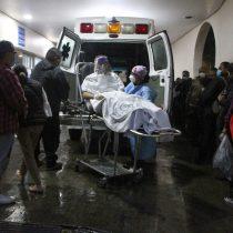 Durante pandemia han muerto 497 mil personas más de las esperadas