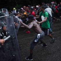 Migrantes denuncian abusos y represión de la Guardia Nacional y el INM