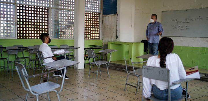 Asistencia reducida y con miedo; 70% de alumnos no regresó a clases
