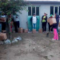 Antorcha gestiona despensas para campesinos de Tlaxcala