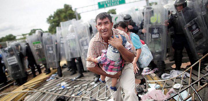 Presionado por EE.UU., México acelera expulsión de migrantes