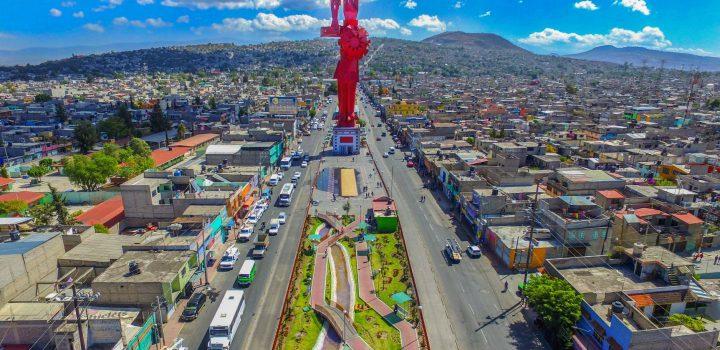 Chimalhuacán progresó gracias a la organización del pueblo