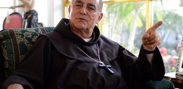 AMLO debe evitar que el crimen gobierne Guerrero: Obispo Salvador Rangel