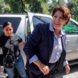 INE comprobó que Delfina Gómez retuvo sueldos a trabajadores de Texcoco para apoyar Morena
