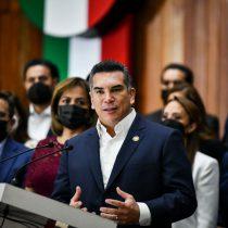 Alejandro Moreno presidirá la Comisión de Gobernación en la Cámara de Diputados