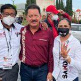 Detienen a diputada de Morena en Puebla por posesión de armas de fuego