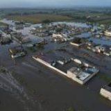 Desbordamiento de Río Salado en Hidalgo afecta a mil 500 personas de la zona
