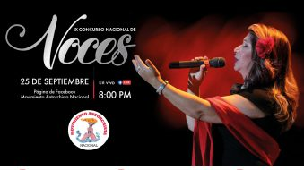 Anuncia Antorcha IX Concurso Nacional de Voces