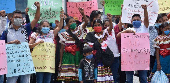 Los pueblos indígenas están decepcionados con AMLO; empeoran sus condiciones de vida