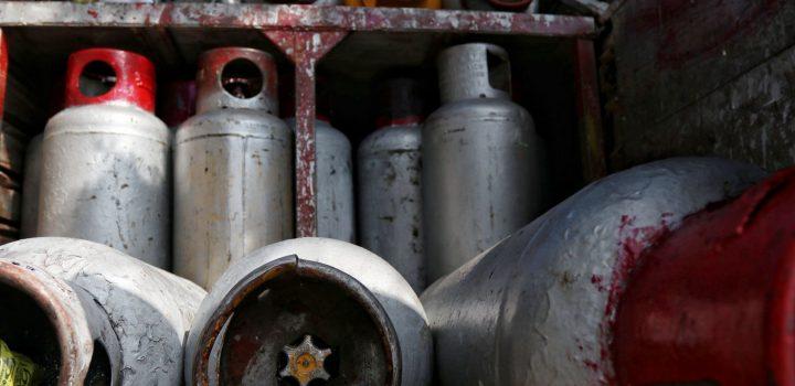 Suben en la CDMX los precios máximos del gas LP