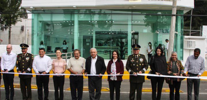 Inauguran primeras 3 sucursales del Banco del Bienestar, de las 2,700 prometidas por AMLO