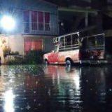 Lluvias dejan inundaciones por segundo día consecutivo en Ecatepec, Edomex