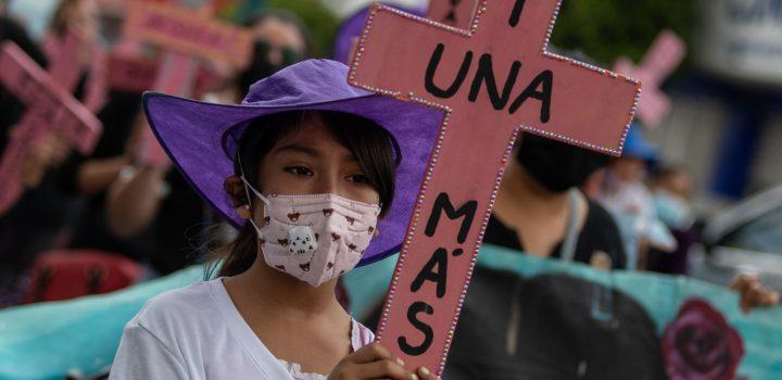 Agosto 2021, el mes con más feminicidios del sexenio de López Obrador
