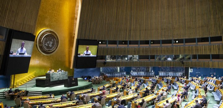 Líderes mundiales participan en la Asamblea General de la ONU en medio de tensiones diplomáticas