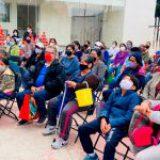 Fernando González inaugura comedor comunitario en La Paz