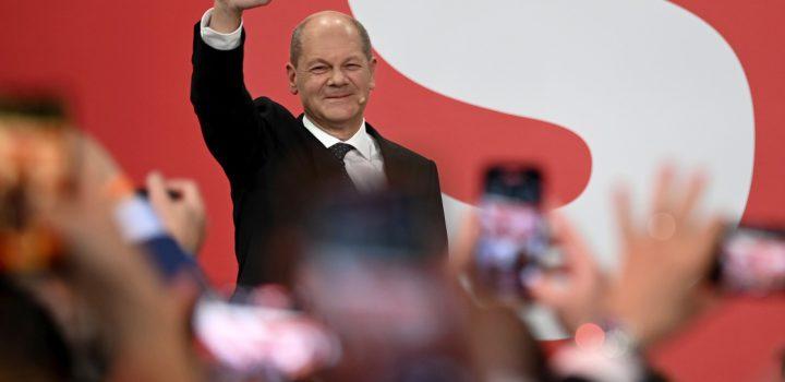 Socialdemócratas alemanes vencieron a los conservadores en la votación para decidir el sucesor de Merkel