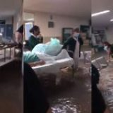 Suman 17 muertos por inundación en hospital del IMSS de Tula, Hidalgo