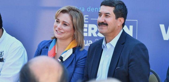 Maru Campos denuncia que Javier Corral dejó en Chihuahua peor deuda que César Duarte