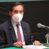 Ramírez de la O entrega a la Cámara de Diputados el Paquete Económico 2022