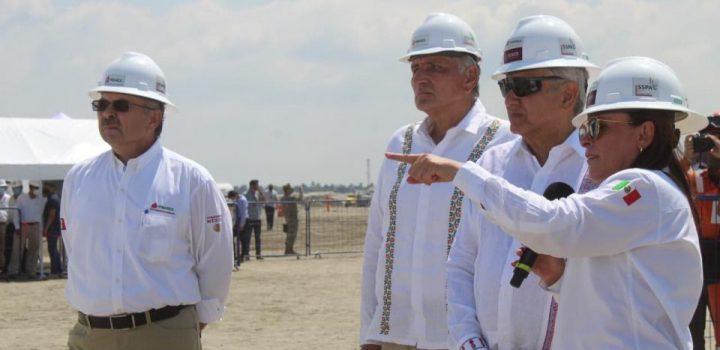 FMI recomienda a AMLO y Pemex posponer construcción de la refinería en Dos Bocas