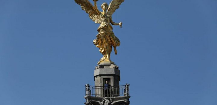 Restauración del Ángel de la Independencia costó 22.4 millones