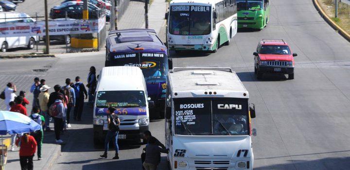 Robo en transporte y a transeúnte, los delitos que más impactan a Puebla