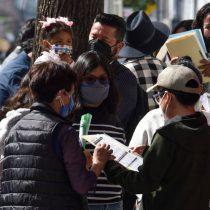 Vacunación a menores en México por orden de un juez