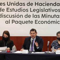 Comisiones del Senado aceleran aprobación de paquete fiscal de 2022; pasa al Pleno