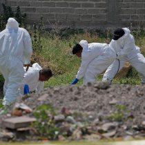 4T admite crisis forense y busca crear 'banco nacional de datos genéticos'
