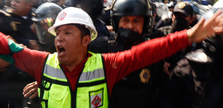 El paro de gaseros continúa este martes en el Valle de México