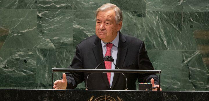 Desigualdad en vacunación mundial es «una cuestión de estupidez»: ONU