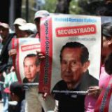 Ocho años del secuestro político de Manuel Serrano Vallejo